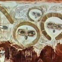В Индии обнаружили древние изображения инопланетян
