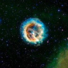 Гигантское облако спирта обнаружено в космосе