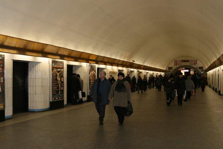 Угроза взрывов в метро Санкт-Петербурга оказалась ложной