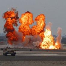Взрывы в Багдаде: 17 человек погибли