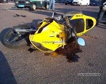 авария на площади восстания daewoo и honda