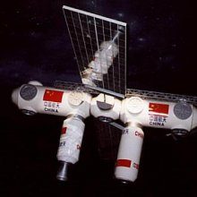Китай хочет построить космическую станцию