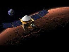 Зонд Maven достигнет атмосферы Марса 21 сентября