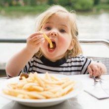Ученые: Разработана диета для борьбы с лишним весом у детей