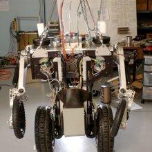 В России разрабатывают робот для работы в Арктике