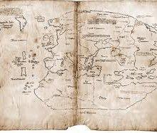 Ученые пытаются расшифровать карту Колумба