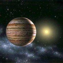 В космосе нашли новую планету вдвое больше Земли