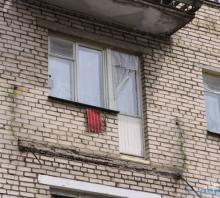 В Москве во время ремонта обрушились два балкона