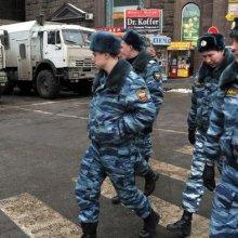 В Москве задержали троих полицейских за вымогательство взятки