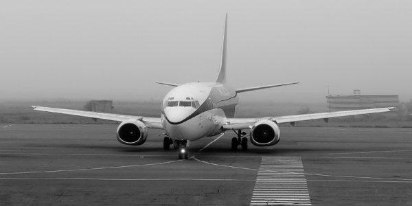 В Волгограде экстренно сел самолет из-за кровотечения пассажира