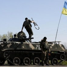 Разведчик ВСУ: Армия не имеет юридического права участвовать в АТО