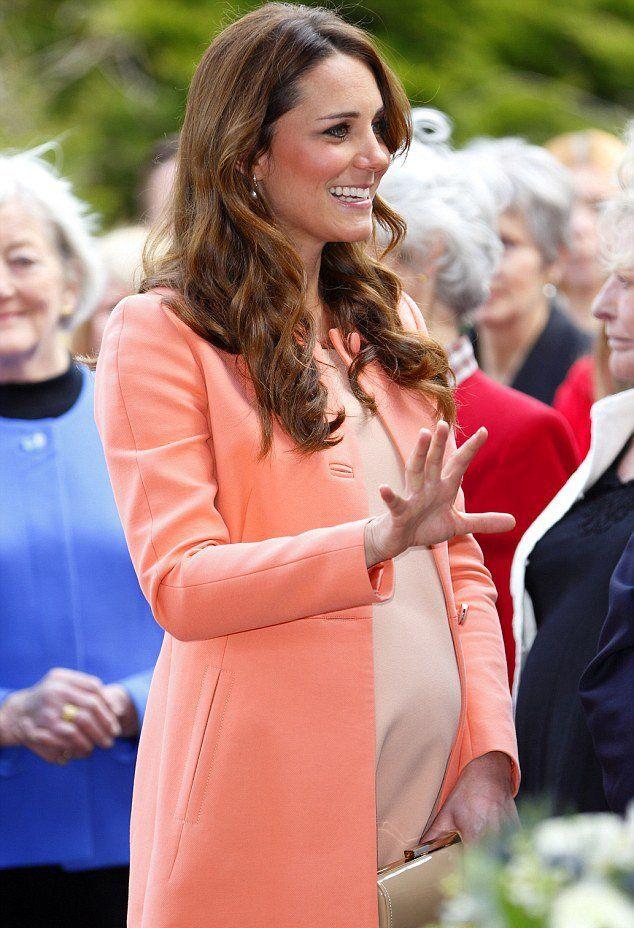 Беременная жена принца уильяма фото