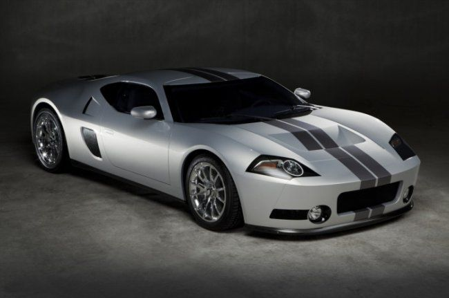 �������� Ford GT ������ ��������� �� �����