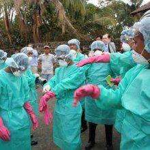 Эбола достигла Европы: В Испании зафиксирован первый случай заражения