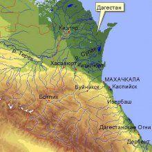 В пяти населенных пунктах Дагестана введен режим КТО