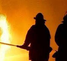 В Ленинградской области во время пожара погибли 3 человека