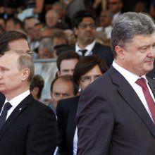 Путин и Порошенко встретятся 17 октября