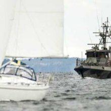 """Шведские военные Минобороны опубликовали фото """"подводной лодки"""""""