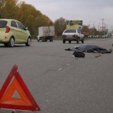 В Ростове женщина сбила пенсионерку и скрылась с места преступления