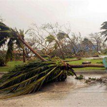 """В Мексике тропический шторм """"Труди"""" унес жизни 6 человек"""