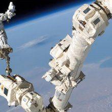 Космонавты выйдут в открытый космос
