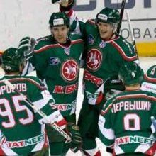 «Ак Барс» выиграл у ЦСКА в матче чемпионата КХЛ