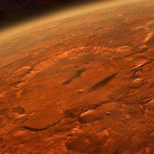 Nasa жизнь на марсе была и есть
