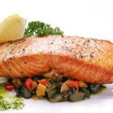 Жирная рыба помогает избавиться от депрессии