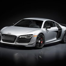 Audi ����������� ���� ����� �������� R8 Competition