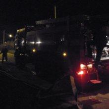 В Орле выгорели сразу несколько дачных домов