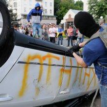 СК РФ проверит действия Авакова в ходе нападения на российское посольство в Киеве