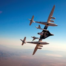 � ��� �������� �������� ����������� ������� SpaceShip Two Virgin Galactic