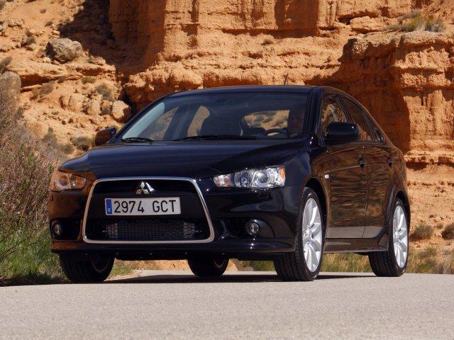 На базе Renault или Nissan создадут новый Mitsubishi Lancer