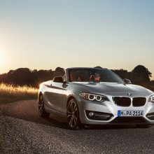 ���������� �������� ������������ ���������� BMW 2-Series Convertible