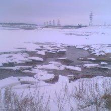 В Ярославле начали проверку инцедента гибели ребенка, провалившегося под лед