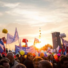 """Марш """"Мы едины"""" в Москве может стать крупнейшим за долгое время"""