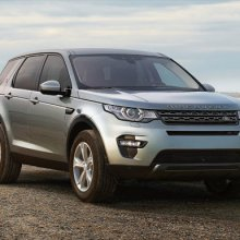 ��������� Land Rover Discovery Sport ����� ����������� � ��������