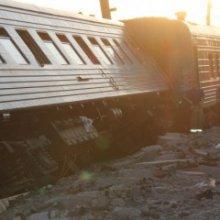 СМИ: На Урале поезд Москва – Владивосток столкнулся с грузовым составом