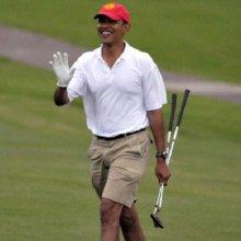«Паршивый гольфист»  Обама ответил на выпады Майкла Джордана