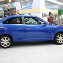 «АвтоВАЗ» намерен отказаться от производства Lada Priora Coupe
