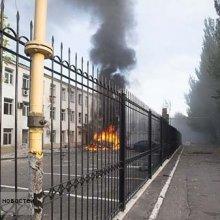 США осуждают обстрел школы в Донецке