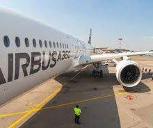 Airbus с отказавшим двигателем приземлился в «Шереметьево»