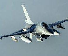 Американский истребитель разбился в Мексиканском заливе