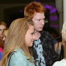 Никита Пресняков страстно признался в любви своей подруге Алене Красновой