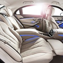 Maybach S600 �� Mercedes ������� ���� ����� ������
