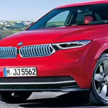 ������ ����������� BMW X2 Sport Cross 2018 ��������� � ����