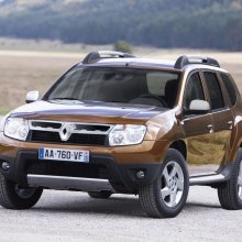 ���� �� Renault Duster ����������� �� 13 000 ������