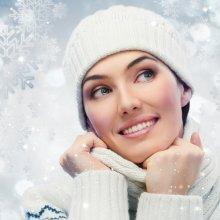 Какая косметика поможет защитить кожу зимой?