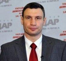 Кличко публично отказался от мандата народного депутата