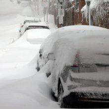 Количество жертв в США из-за снежной бури дошло до 13-и